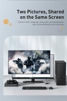 Baseus Matrix HDMI Splitter 4k HD Resolution Clean Video 2in1 or 1in2